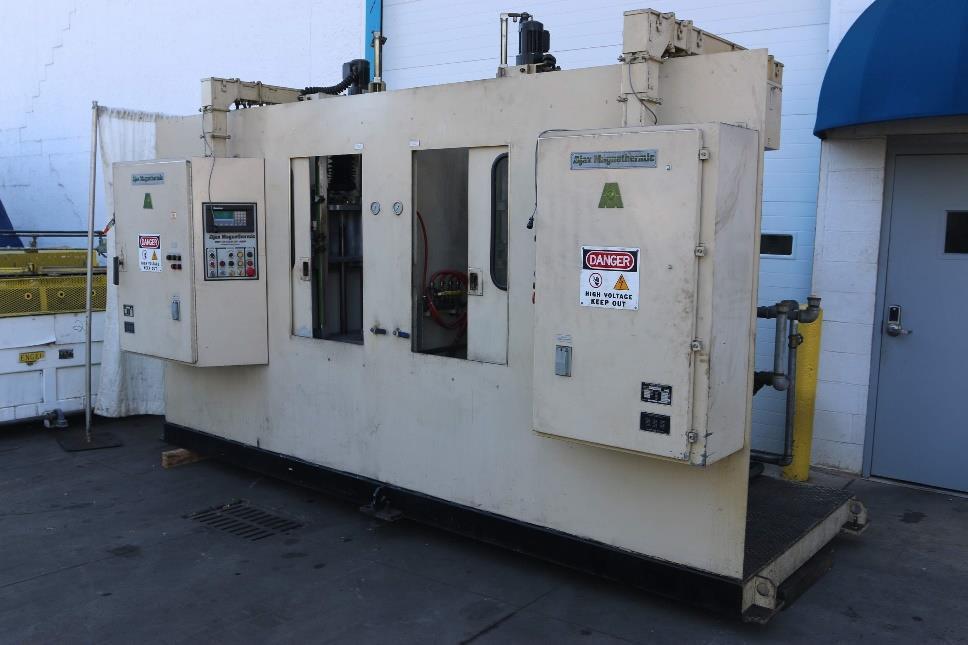 Item#I177 Ajax 2 Station Spindle Scanners