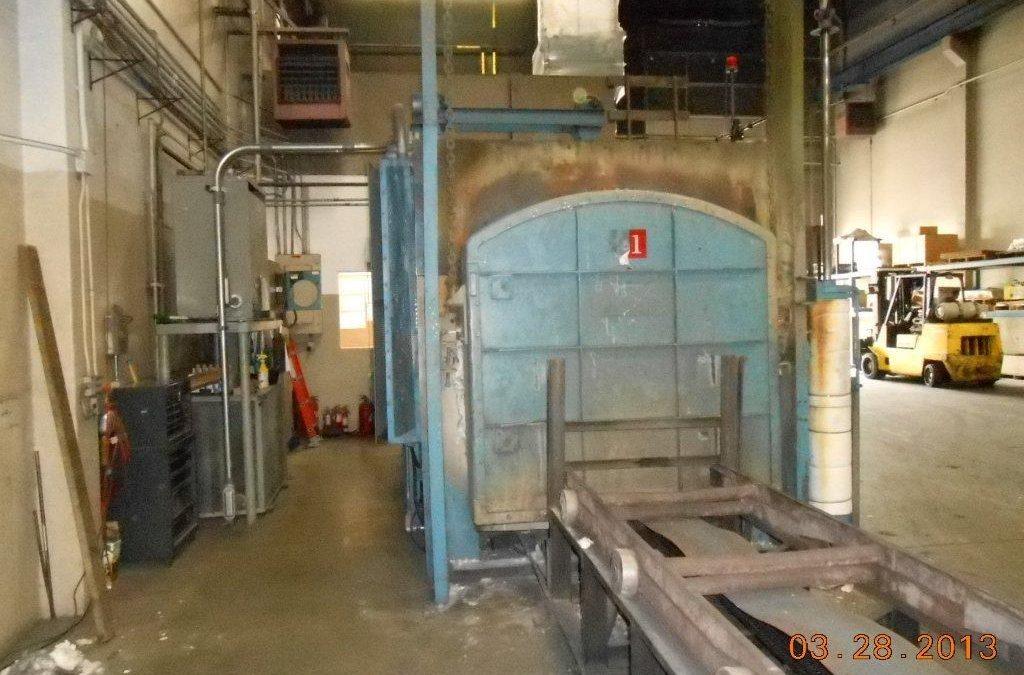 Item#BOX425 Lindberg Box Furnace