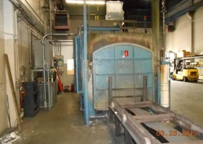 Item#BOX425 Lindberg Box Furnace