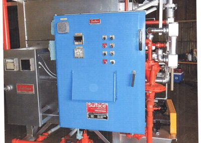Item#G196 Surface Combustion Endo Generator