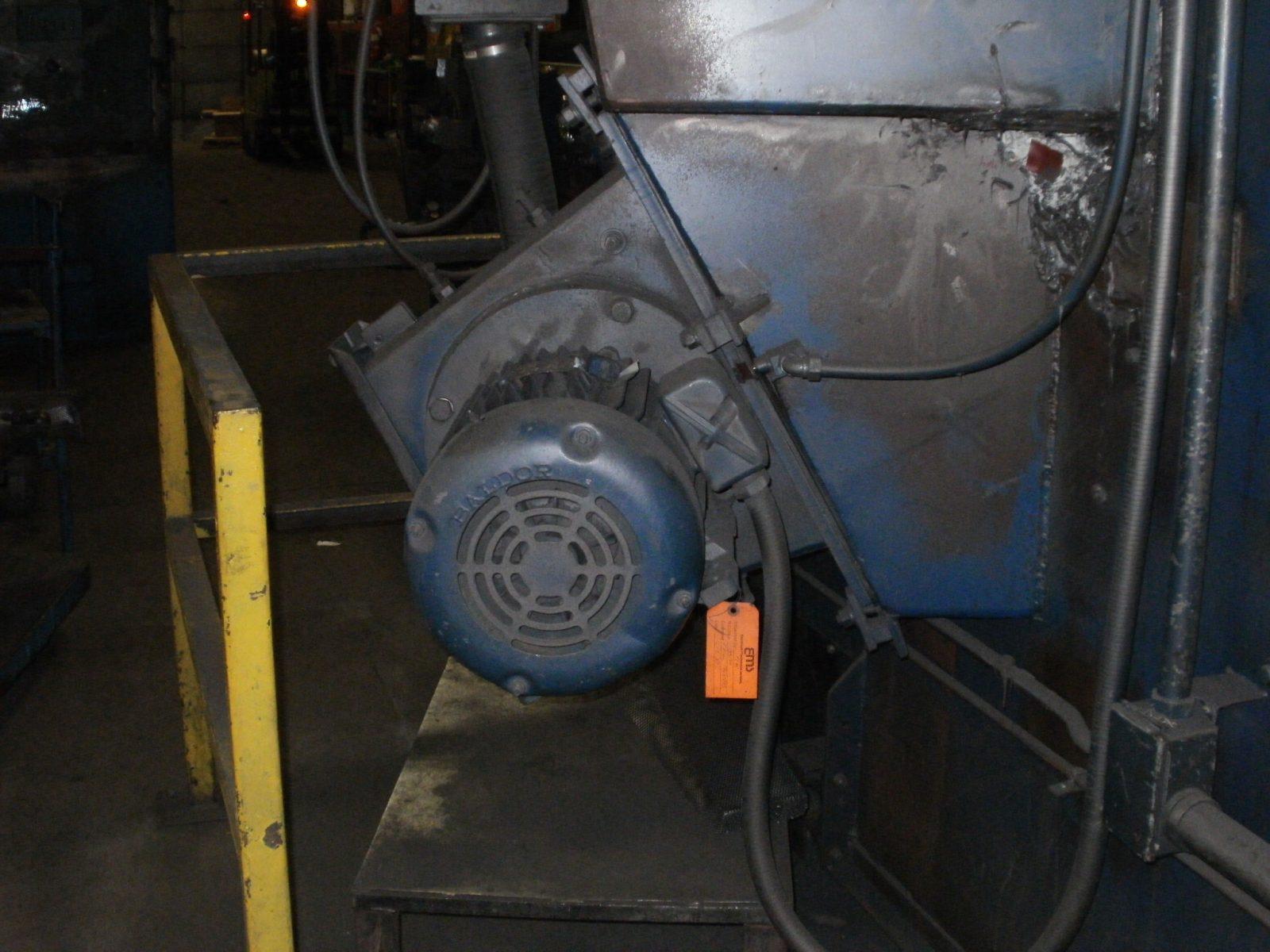 Item M380 Bronco Wheelabrator The Monty