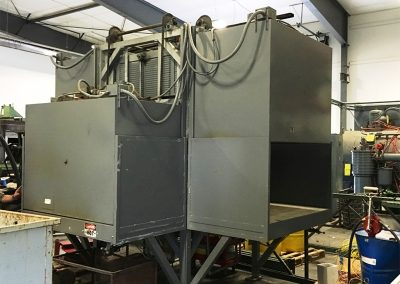 Item#T325 Despatch 3-Station Temper Furnace