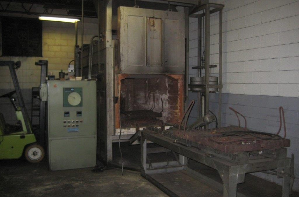 Item#T349 Eclipse Recirculating Box Furnace