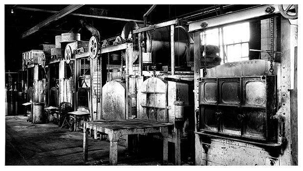 Is This the Oldest Commercial Heat Treater in North America?
