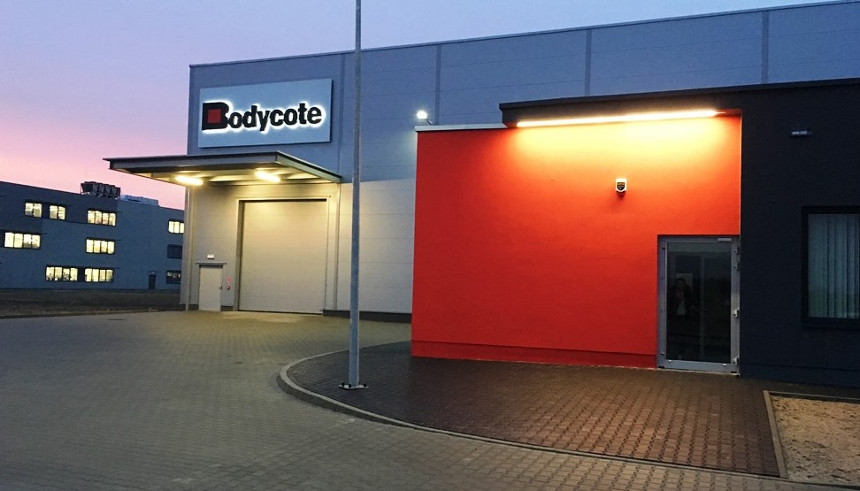 Bodycote Trading Update