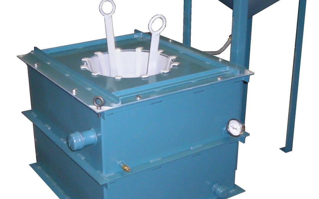 C.H. Hanson Company Orders Quench Tank