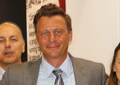 Peter Schweighofer, Cieffe International AG