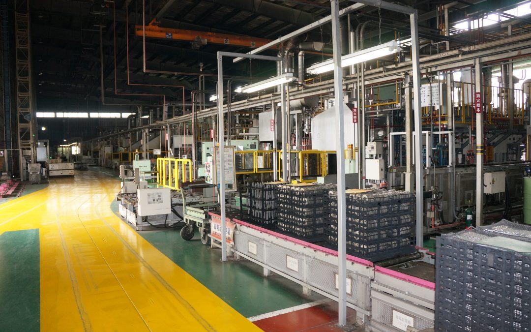 SECO/WARWICK Installs Vacuum Furnace in Japan
