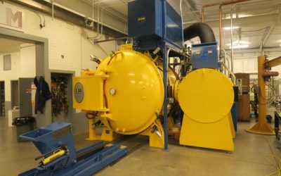 Commercial Heat Treater Metcor Makes Major Investments