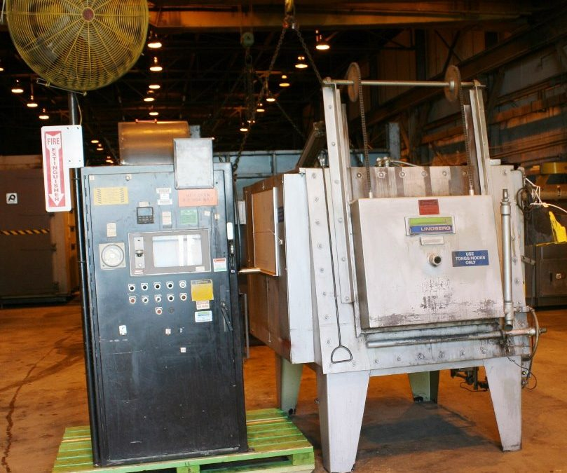 Item#BOX463 Lindberg Box Furnace