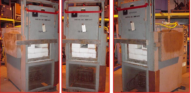 Item#BOX465 Electra Box Furnace