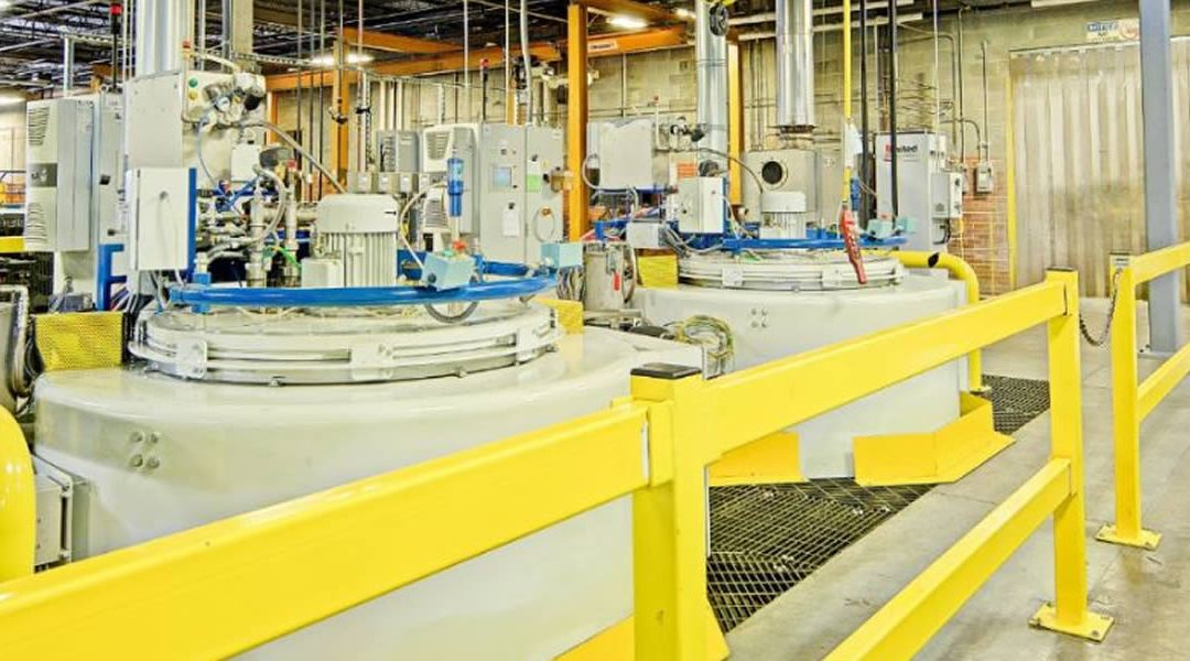 East Carolina Metal Treating Recertifications