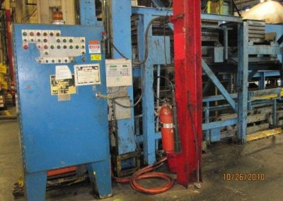 Item# C337 Mesh Belt Furnace Line, 4,000 Pounds/Hour