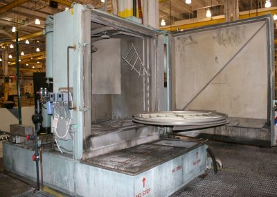 Item#W425 Proceco Rotary Table Washer