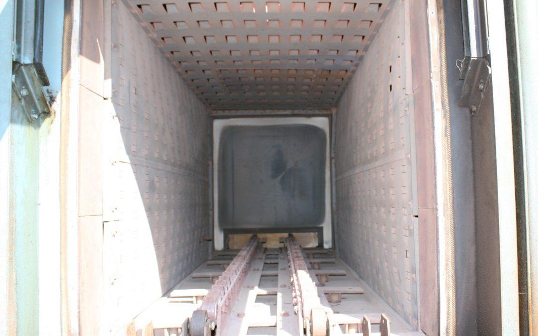 Item#T356 Wisconsin Oven Temper Furnace