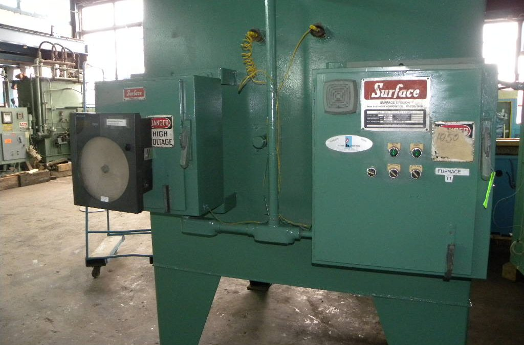 Item#T357 Surface Combustion Electric Tempering Furnaces (3 available)