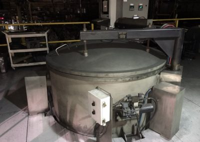 Item#VF313 GT Technologies Top Loading Vacuum Furnaces
