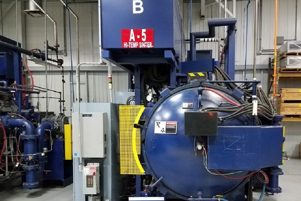 Item#VF317 Seco Warwick Vacuum & Sintering Furnaces
