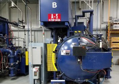 Item#VF317 Seco Warwick Twin Vacuum & Sintering Furnaces