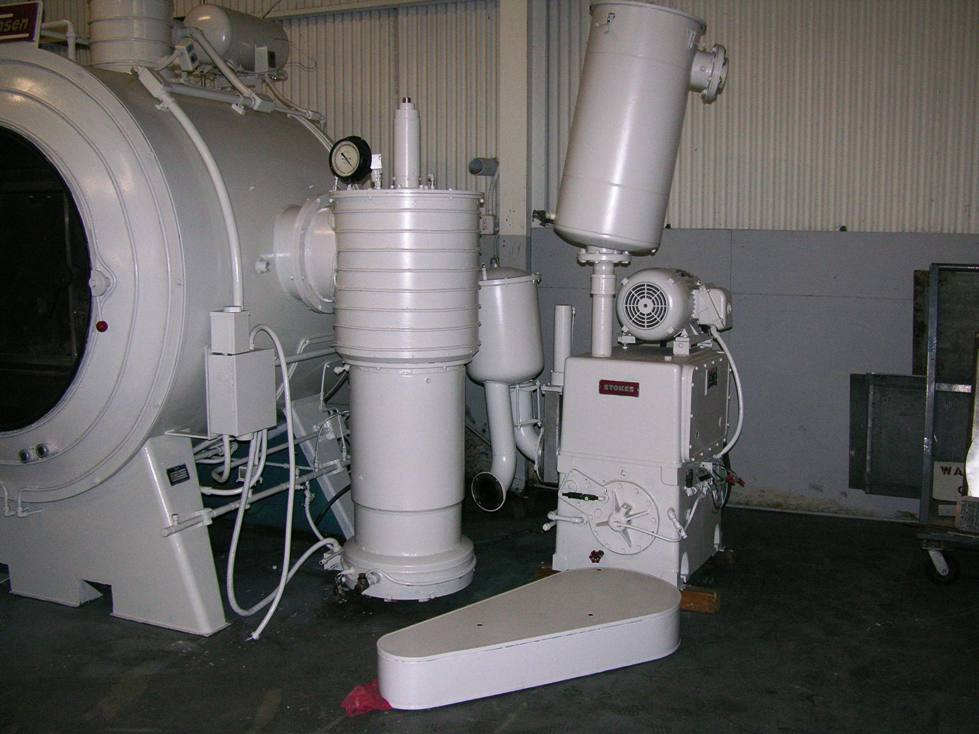 Item Vf321 Ipsen Vacuum Furnace The Monty
