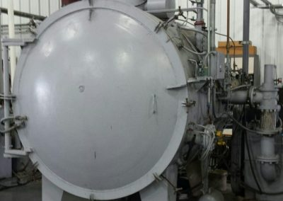 Item#VF327 Surface Combustion Vacuum Temper Furnace