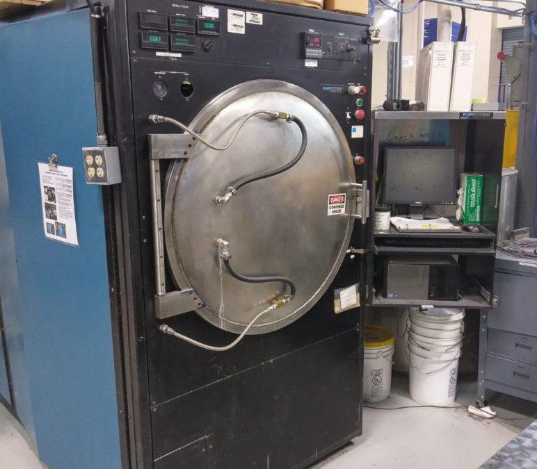 Item#VF331 Elnik Vacuum Furnace