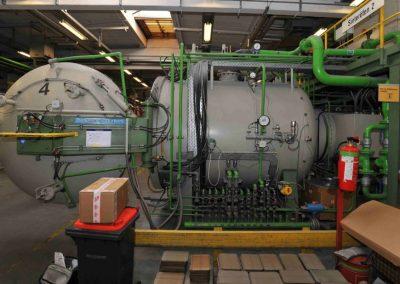 Item#VF334 Degussa Vacuum Hardening Furnace