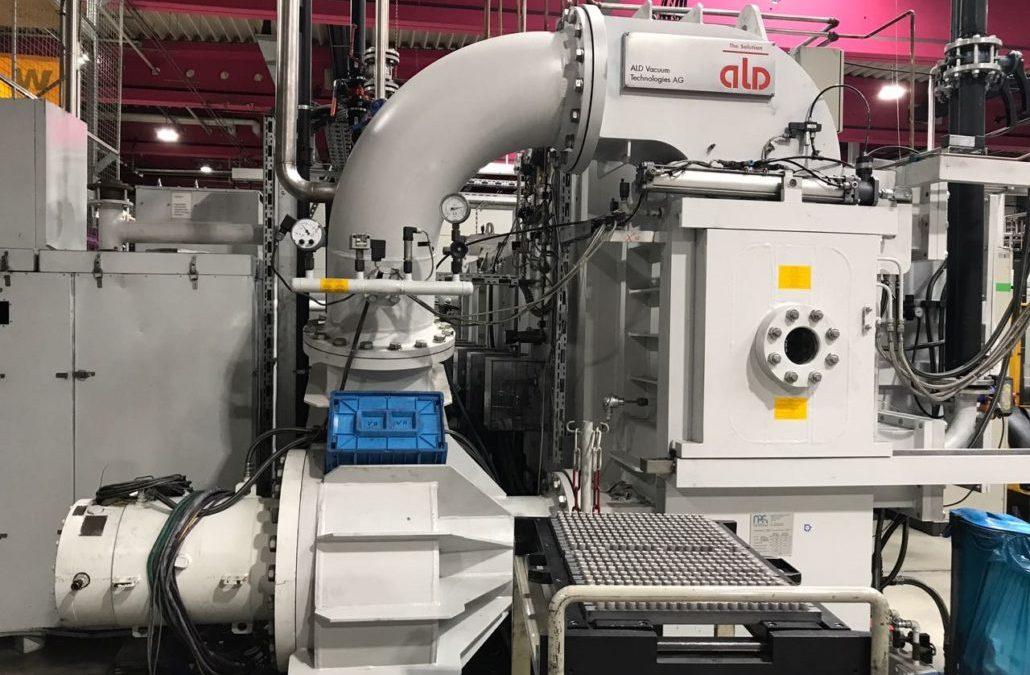 Item#VF335 ALD Vacuum Carburizing Furnace