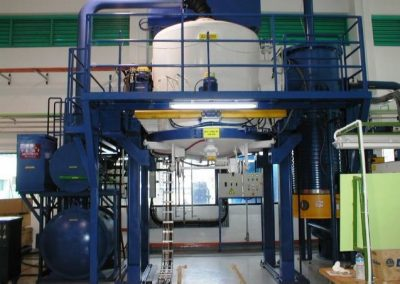 Item#VF342 Ipsen Bottom Load Vacuum Furnace