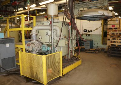 Item#VF346 Lindberg Top Loading Vacuum Annealing Furnaces (14 available)