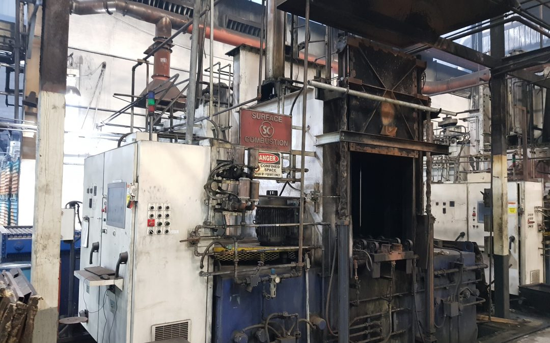 """Item#IQ465 Surface Combustion """"Super 36"""" Batch IQ Furnaces (2 available)"""