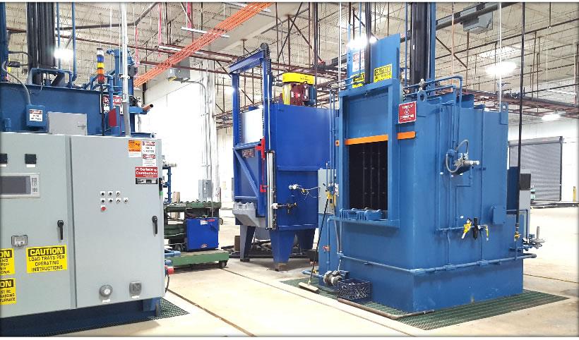 Braddock Metallurgical Atlanta, Georgia Expanding