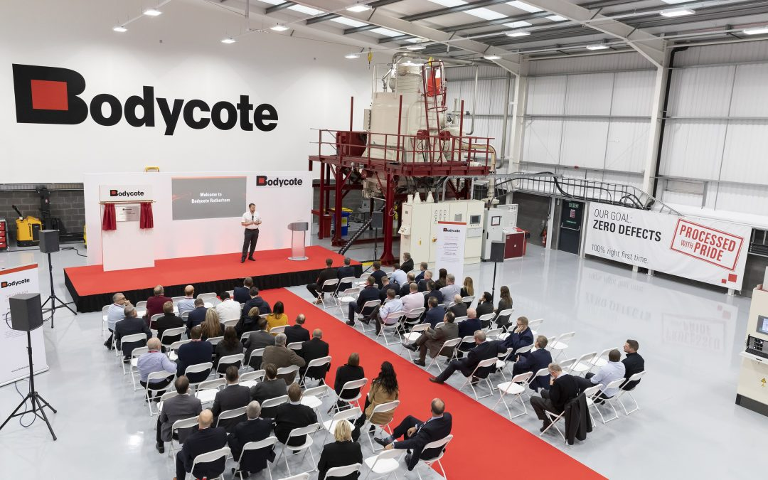 Bodycote Holds Official Opening Ceremony For New Facility