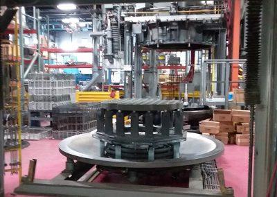 Item#VF350 Ipsen Bottom Load Vacuum Furnace