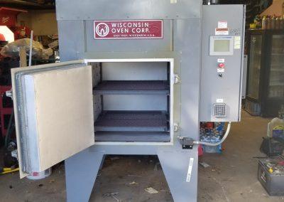 Item#T360 Wisconsin Oven