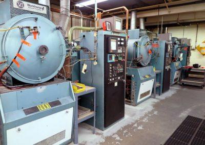 Item#VF351 GCA/Vacuum Industries Vacuum Furnaces (3 Available)