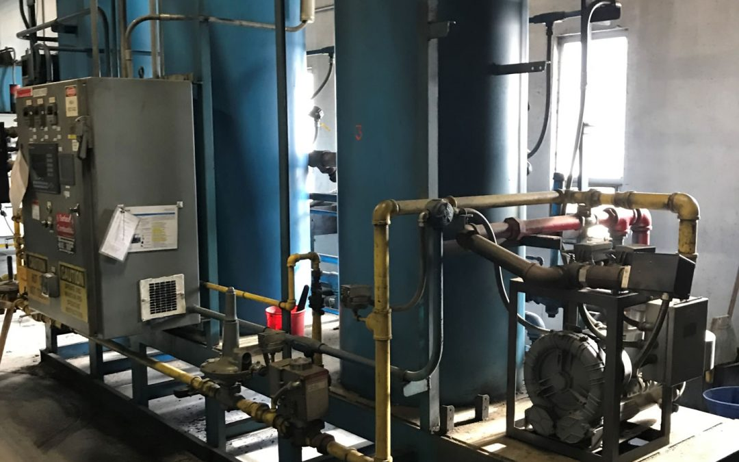 Item#G203 Surface Combustion Generator 9000 CFH