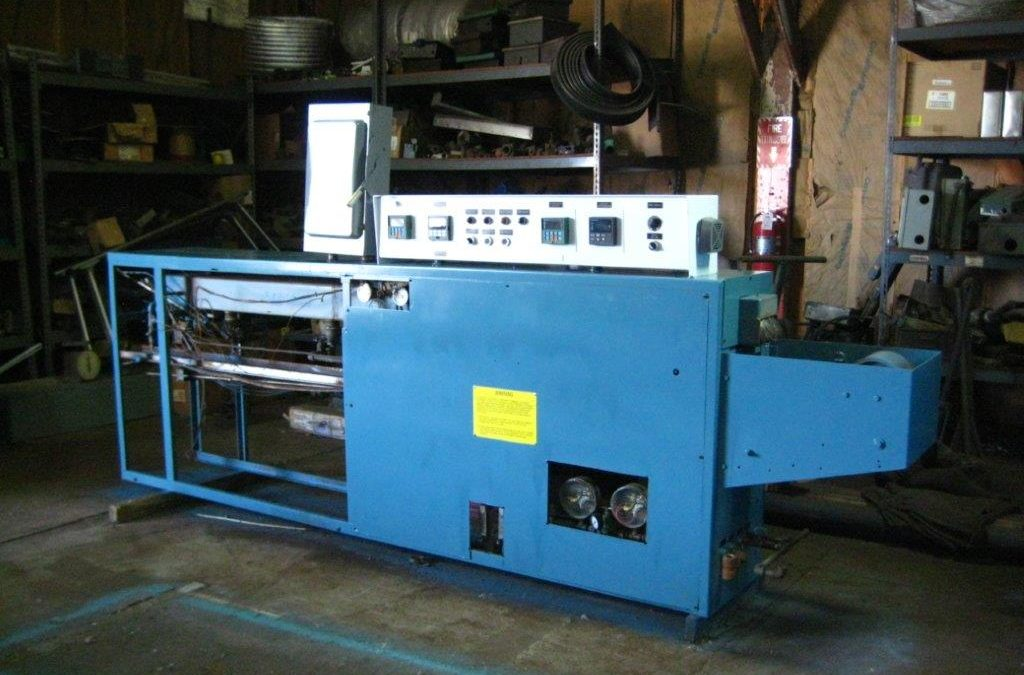 Item#C340 CI Hayes Mesh Belt Brazing Furnace