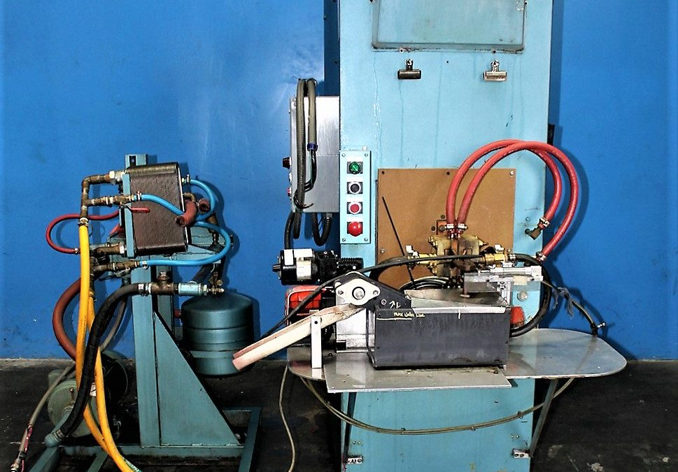 Item#I179 Semi-Automatic Pin Hardening System 25kW, 3/10 kHz