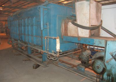 Item#C339 Can Eng Mesh Belt Furnace