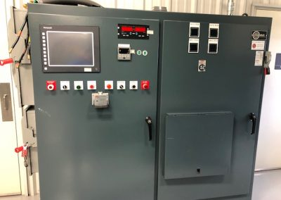 Item#VF355 Vacuum Furnace Control Panel