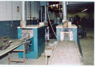 Item#C341 CI Hayes Mesh Belt Furnace