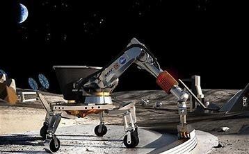 NASA Moon to Mars Mission Part 2 By David Pye