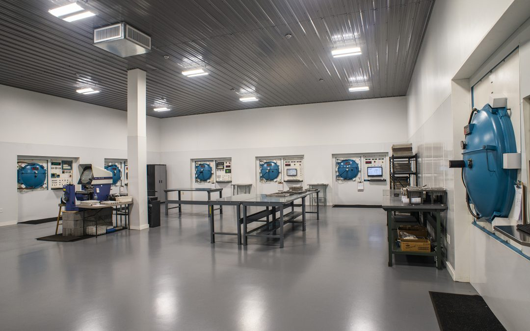 Vacu Braze Expands and Adds Equipment