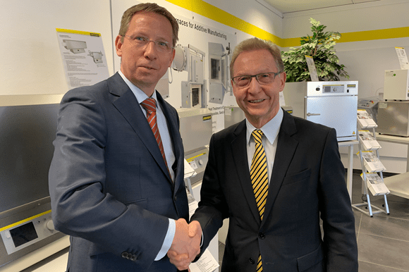 Timm Grotheer New CEO At Nabertherm