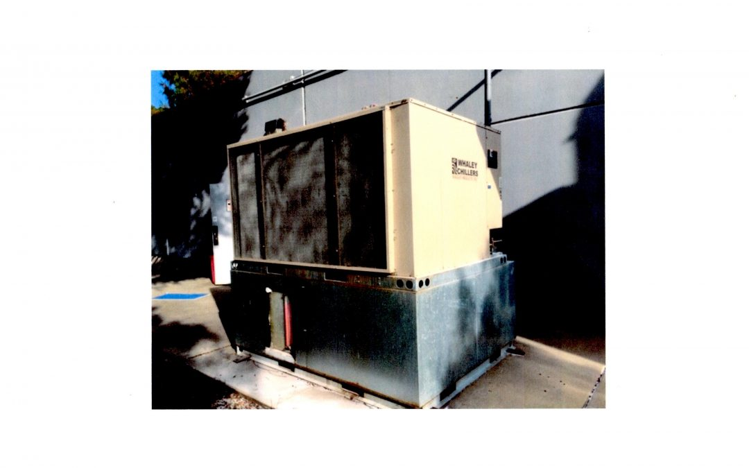 Item#M429 Whaley Products Refrigerant Water Cooling Tower