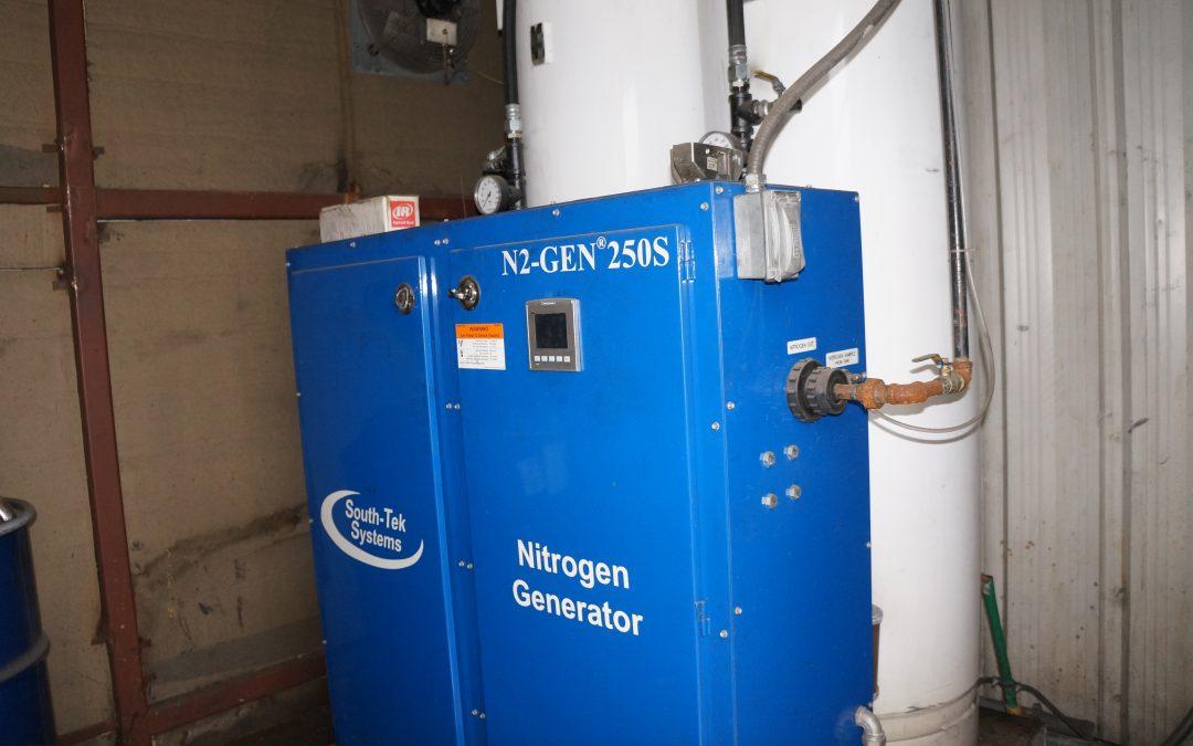Item#G201 South Tek Nitrogen Generating System