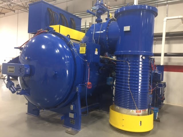 Texas Heat Treating Installs New Ipsen Vacuum Furnace