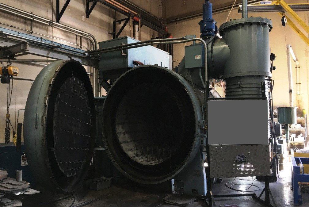 Item#VF358 Abar Ipsen 10-Bar Vacuum Furnace