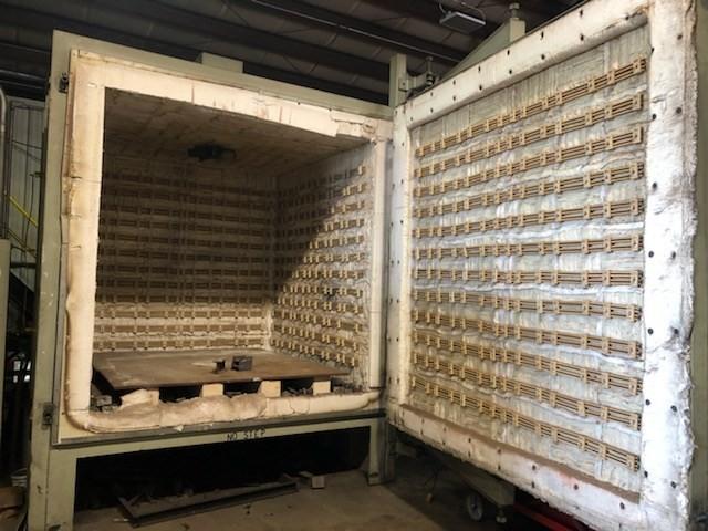 Item#BOX467 L & L Special Furnace Box Furnace